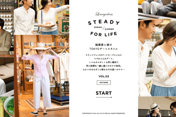 STEADY FOR LIFE
