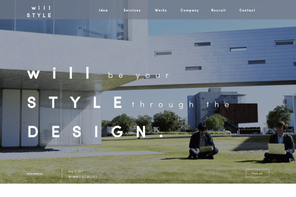 Title: will STYLE Inc.